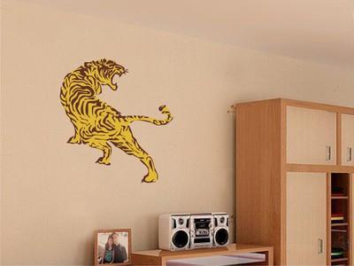 бенгальский тигр 58х63см