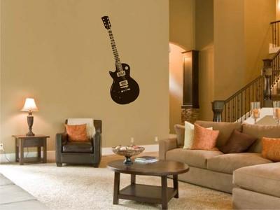 гитара 32х75см