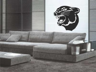 пантера 58х55см