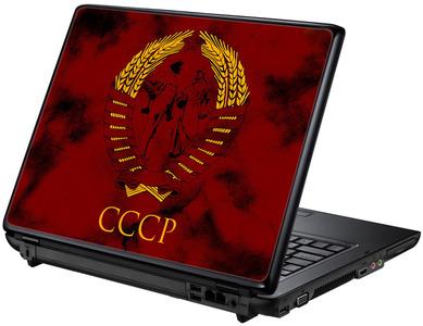 герб и Ленин