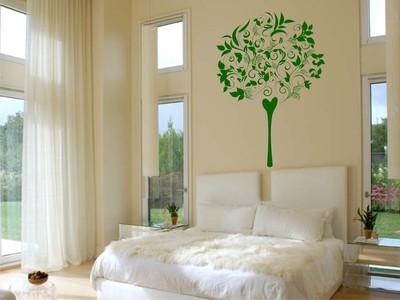 летнее дерево 55х78см