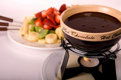горячий шоколад 300х200см