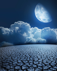 вид с луны 160х200см